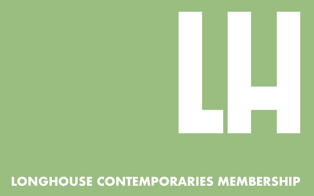 LONGHOUSE CONTEMPORARIES MEMBERSHIP