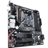 GIGABYTE AMD B450 I AORUS PRO WIFI   Mini computer gaming motherboard AM4 interface  support RYZEN CPU With WiFi