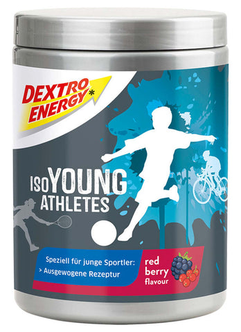 Iso Young Athletes Red Berry