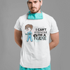 I Can't Stay Home I am a Nurse Apparel Apparel TeeInBlue
