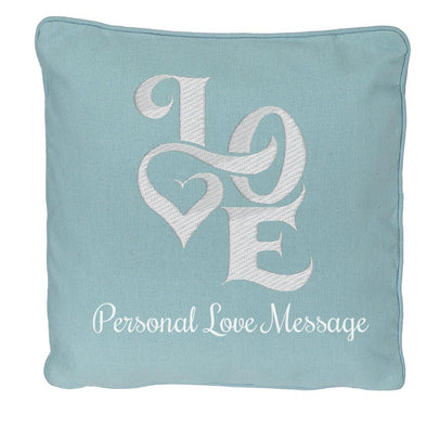 Love Message Customizer TeeInBlue