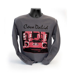 "Cova DaLid ""23"" Men's Long Sleeve T-Shirt - Lid Liner Corp."