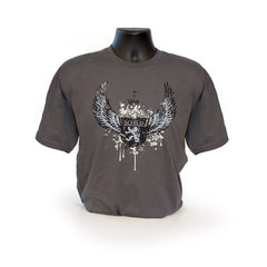 Schild Wings Men's T-Shirt - Lid Liner Corp.