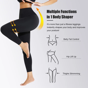 THERMO STRETCHY ELASTIC WORKOUT LEGGINGS