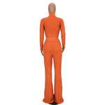 Load image into Gallery viewer, SEXY 2 PIECE WIDE LEG PANTS SET
