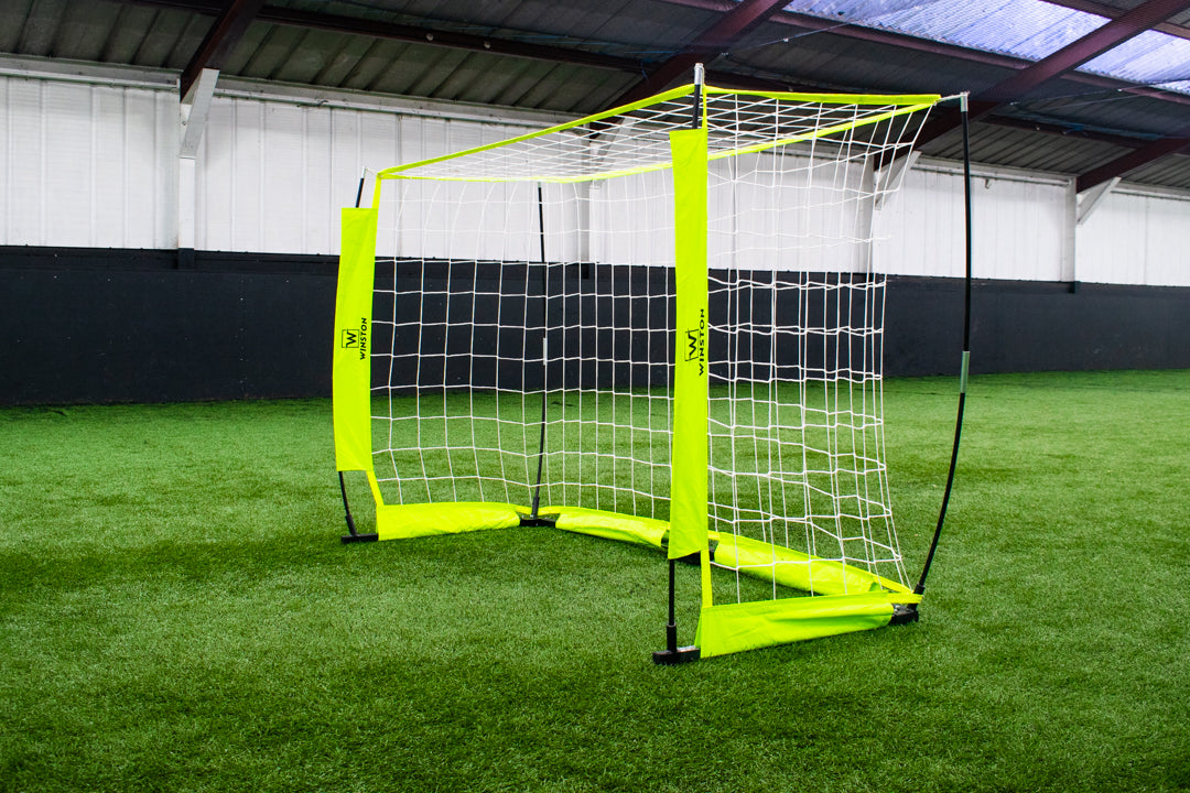 Winston 6ft x 4ft FlexPro Pop-Up Football Goal