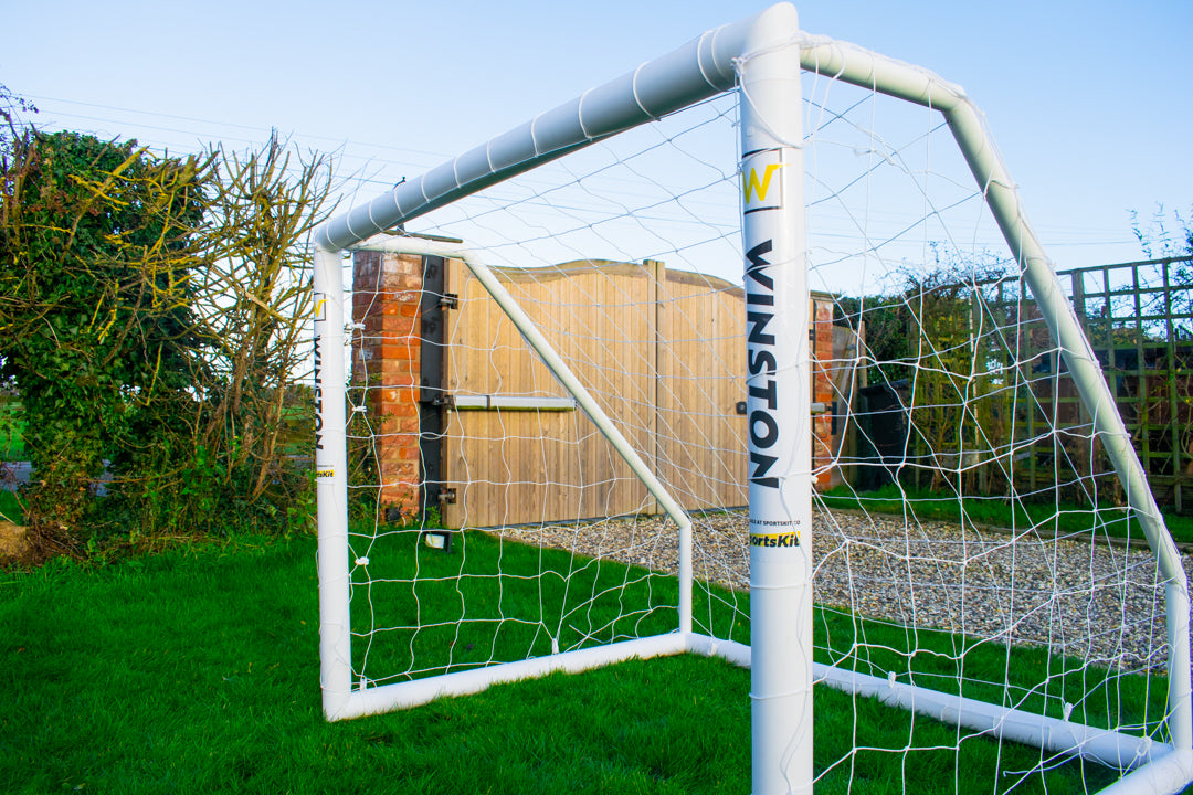 Winston 12ft x 6ft Match Day PVC Football Goal