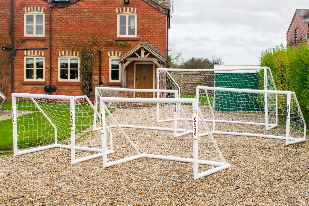 Winston Match Day PVC Football Goal