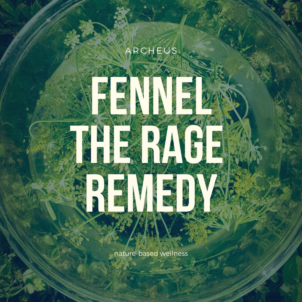 Fennel Plant Essence