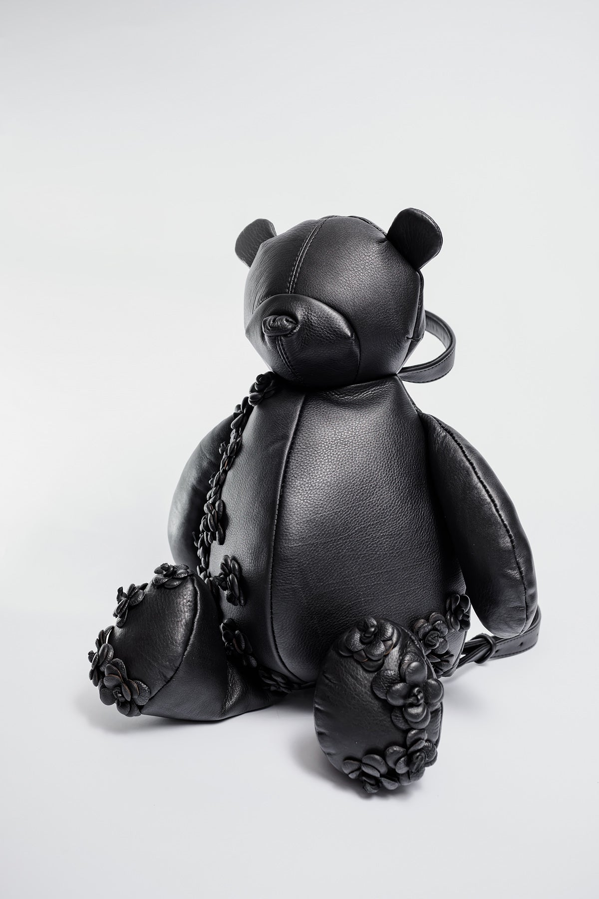 Backpack ''Bear with flowers'