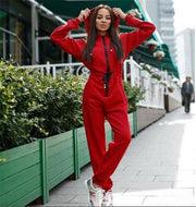 Fashionable Slim Sport Tracksuit