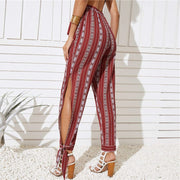Designer Boho Style Chill Evening Pants