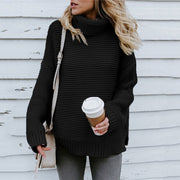 American Twist Warm Turtleneck Sweater
