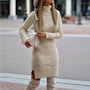 Turtleneck Knitted Warmness Jumper Sweater