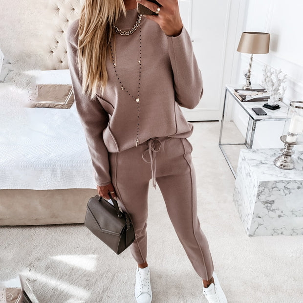 Candy Color Fashion Tracksuits