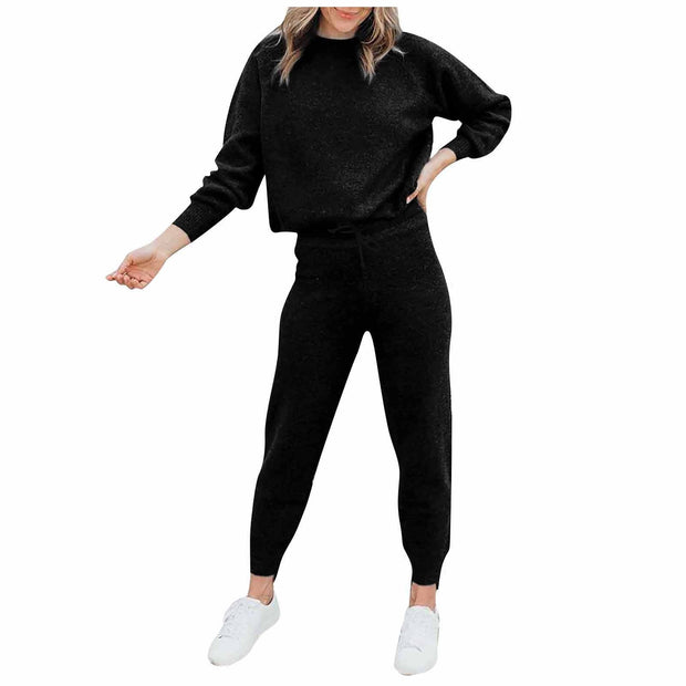 Warm Up Woolly Jogger Tracksuit