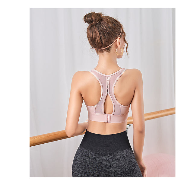 High-Strength Shock-Proof Sport Bra