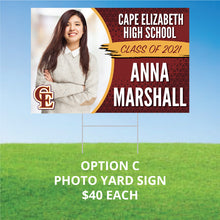 Load image into Gallery viewer, Cape Elizabeth High School Yard Signs
