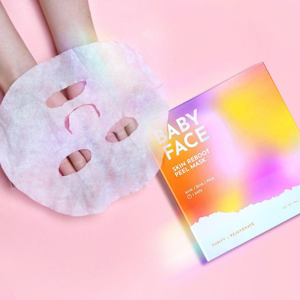 Baby Face Mask