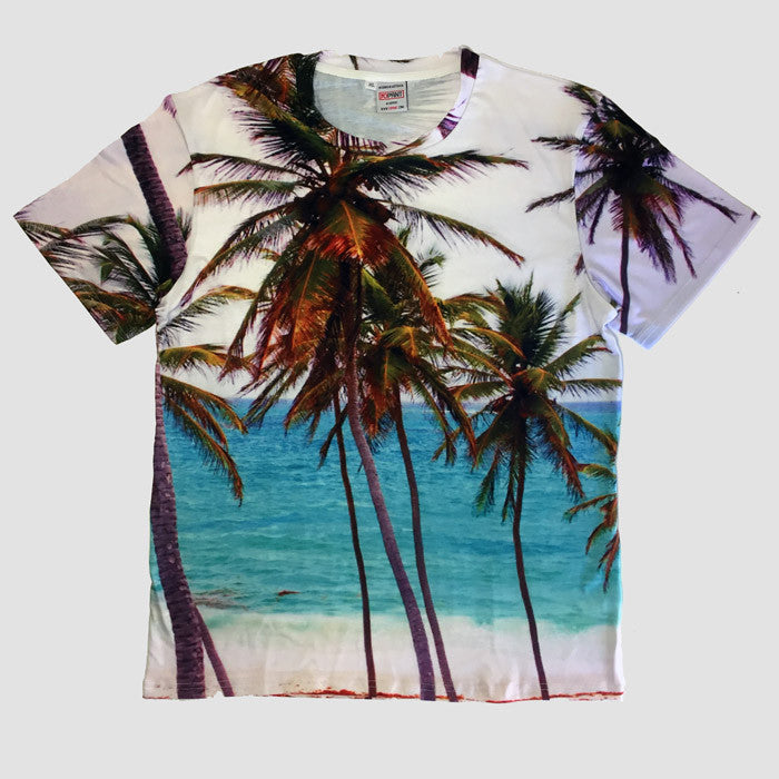 Tropical Paradise T shirt