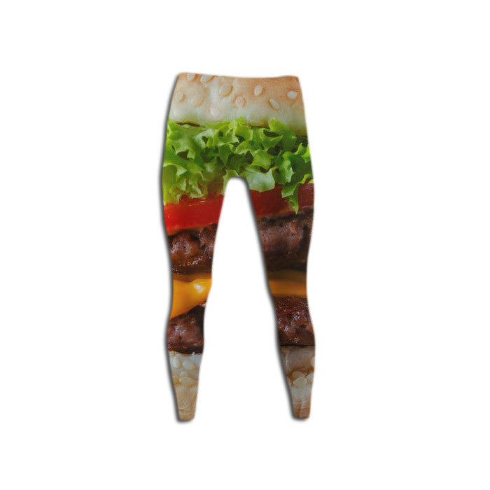 Burger Leggings