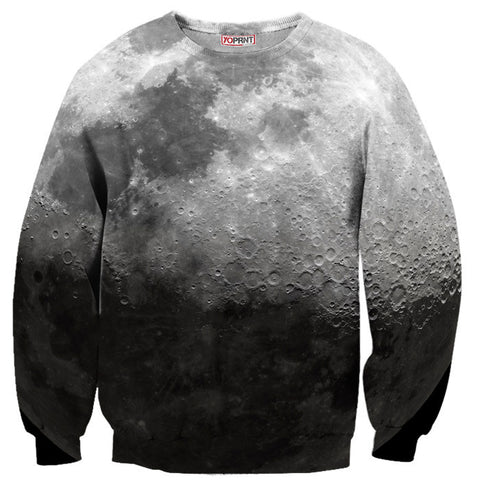 Red Stars Galaxy Sweatshirt