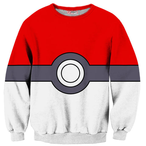 Pokemon Go Teams Sweatshirt