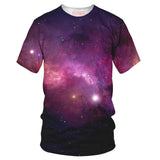 Purple Galaxy T-Shirt