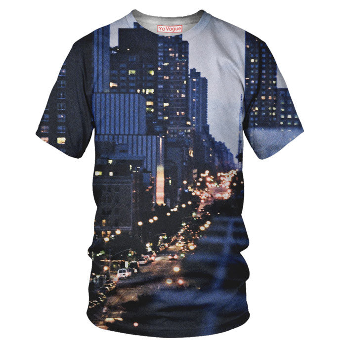 NYC - New York City T-Shirt