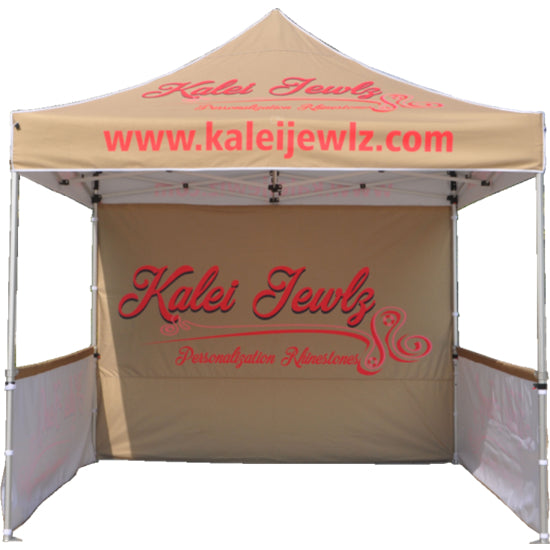 Foldable Marquees Advertising Pop Up Canopy Gazebo Tent Triathlon Festivals Race Events