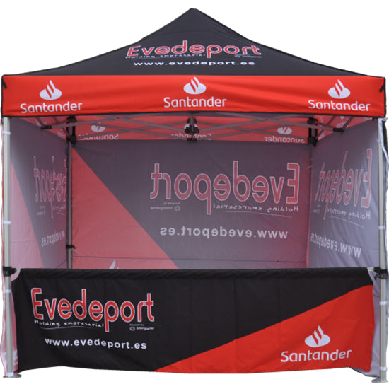 Aluminum Structure Foldable Event Marquees Advertising