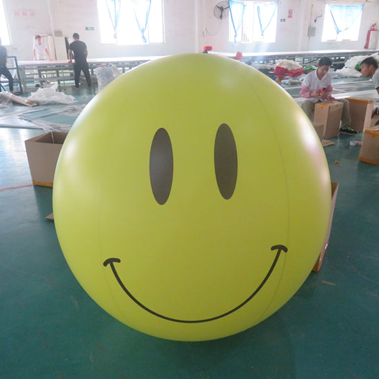 Inflatable Smile Helium Decor Balloons Have A Nice Day