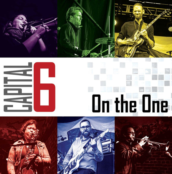 Capital 6 - On the One CD