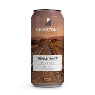 Graystone Single Track Pale Ale