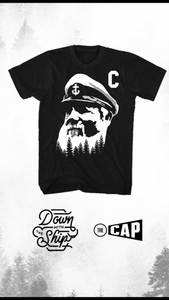 Down With The Ship Standard Tee