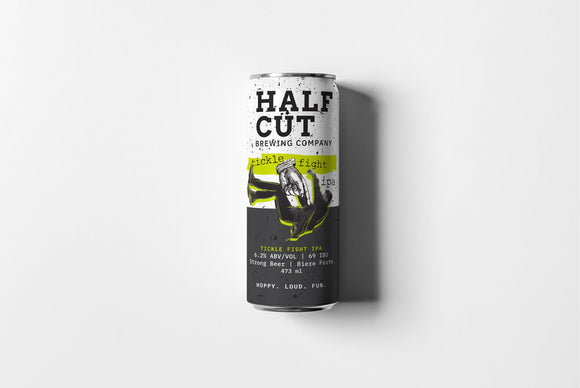 Half Cut Brewing