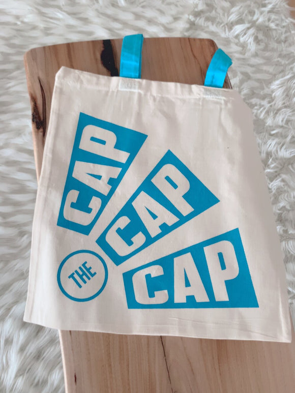 THE CAP Tote Bag