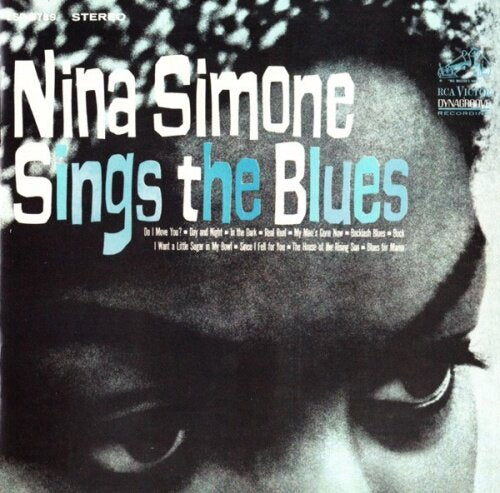 Nina Simone - Sings the Blues LP