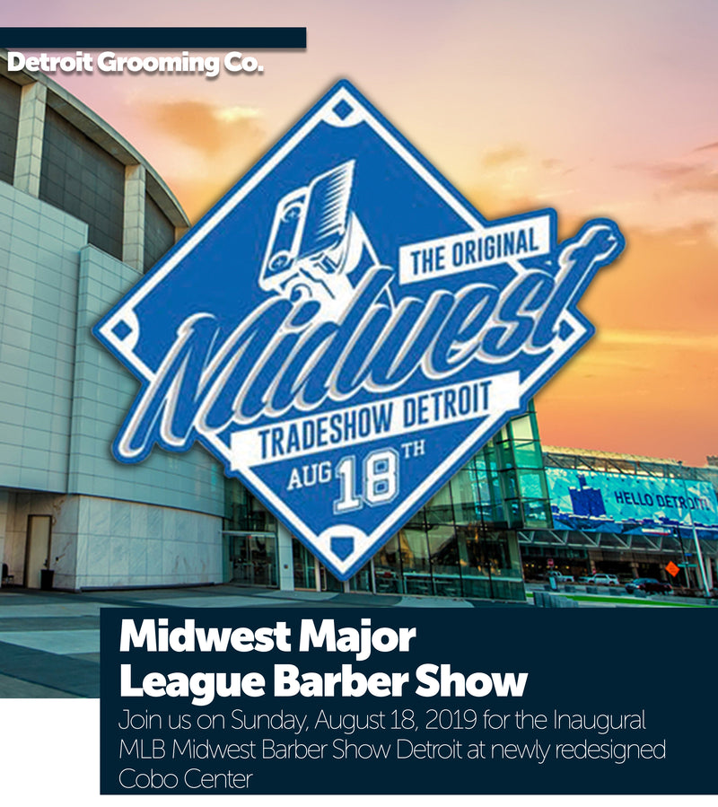 Detroit Major League Barber Show