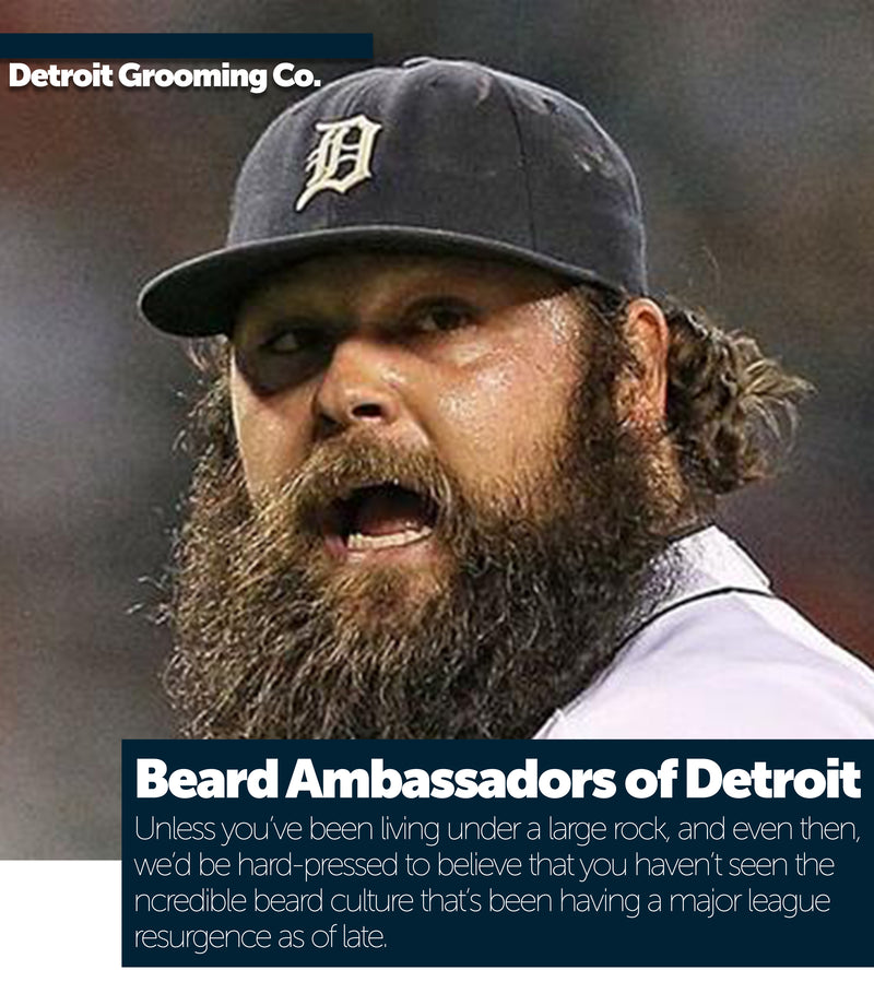 Beard Ambassadors of Detroit