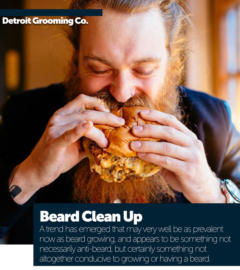 Beard Clean Up