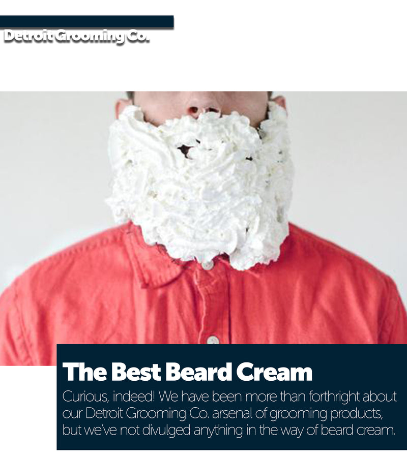 Best Beard Cream