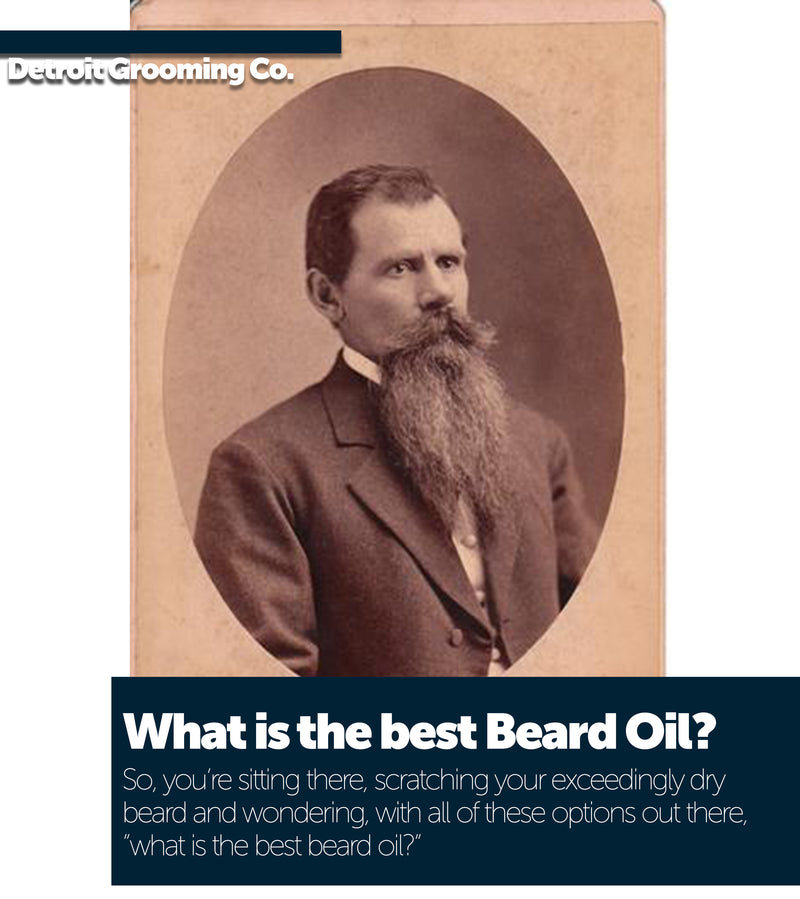 What is the best beard oil