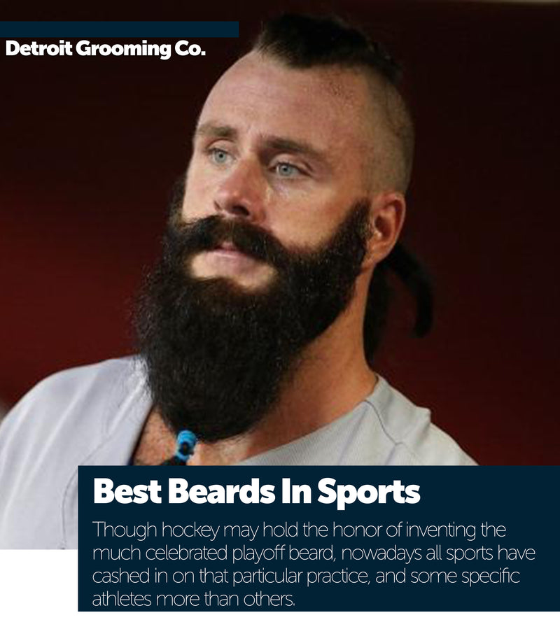 Best Beards In Sports