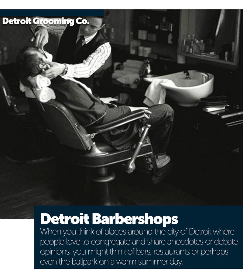 Detroit Barbershops