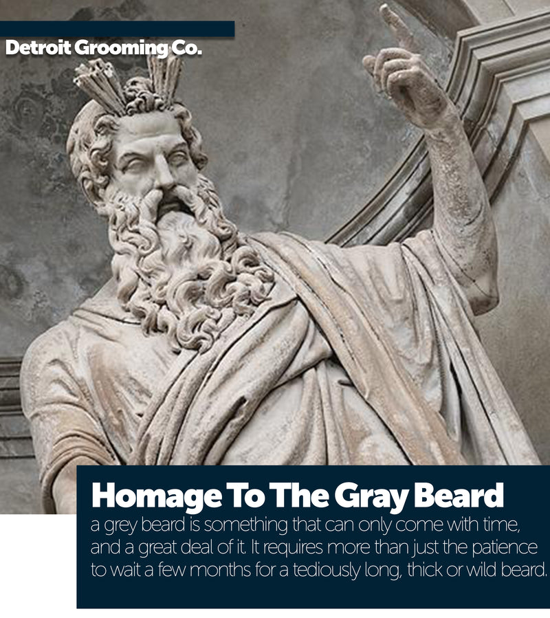 Homage To The Gray Beard