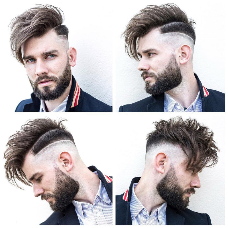 Best Short Hairstyles for Men | The Detroit Grooming Co.