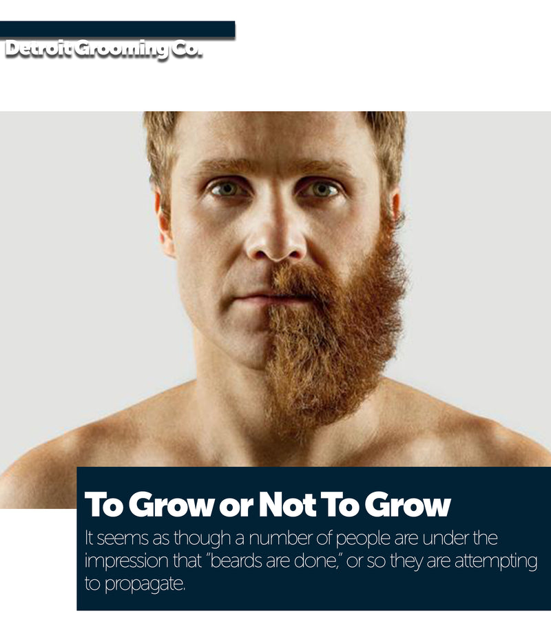 To grow or not to grow