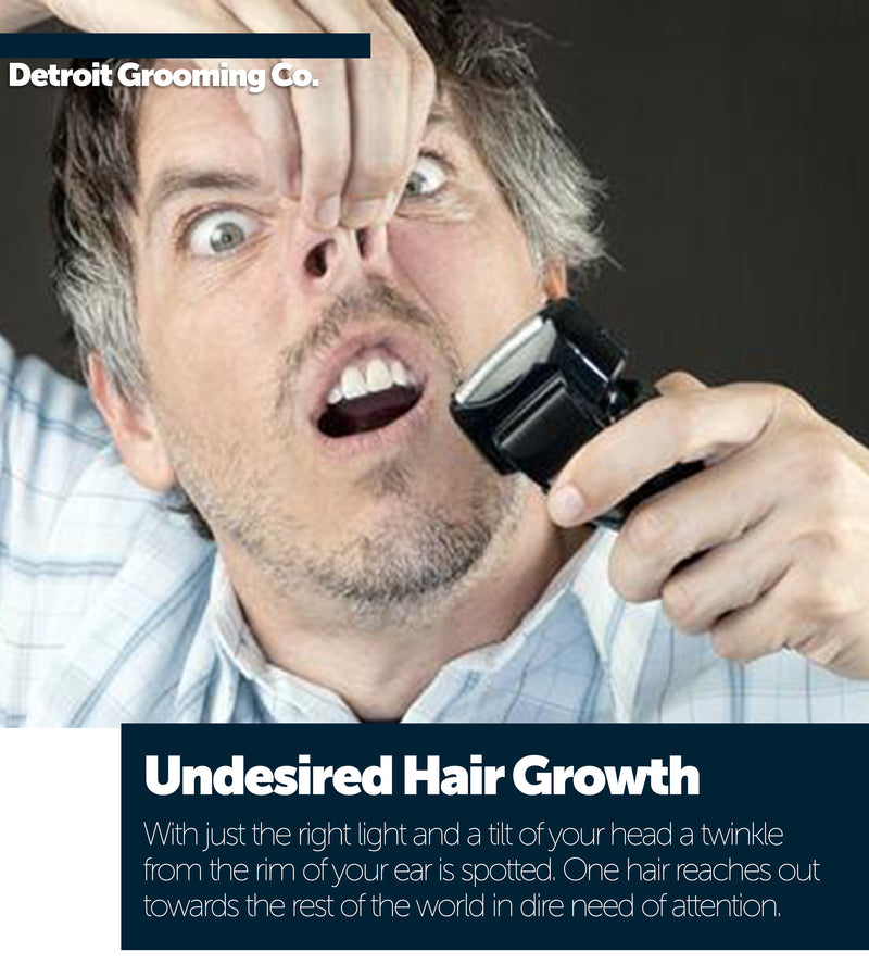 Undesired Hair Growth