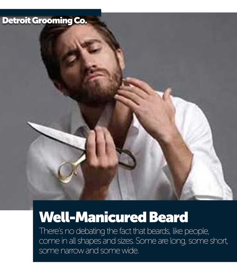 Well-Manicured Beard